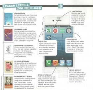 Libelle Nieuwscafé Krant